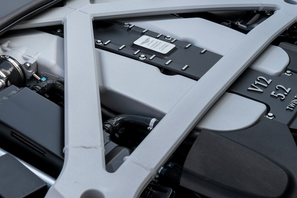 Aston Martin Db11 Amr Hotter Plusher Greener Car Magazine