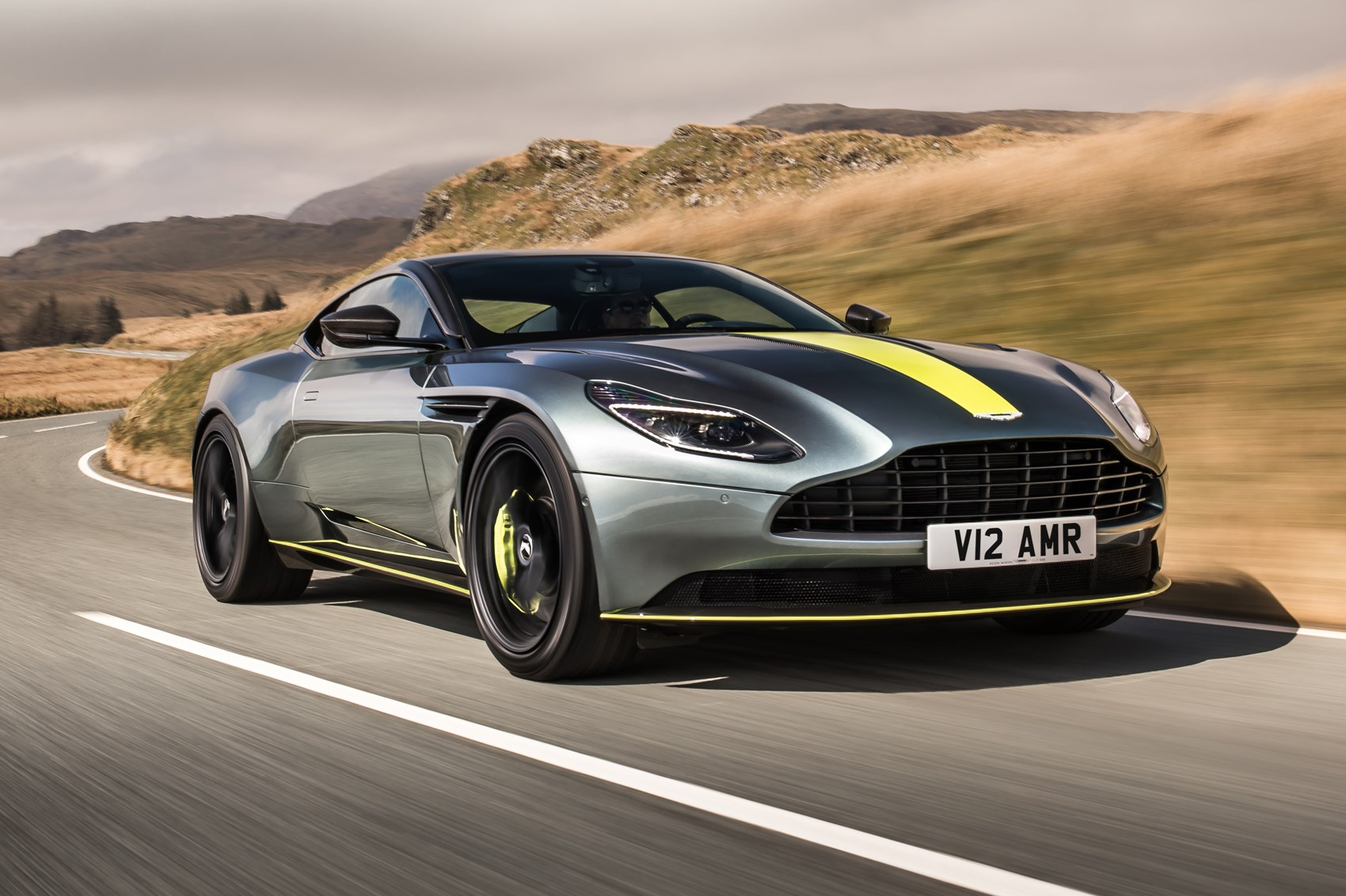 Aston Martin DB AMR Hotter Plusher Greener CAR Magazine - Aston martin sports car
