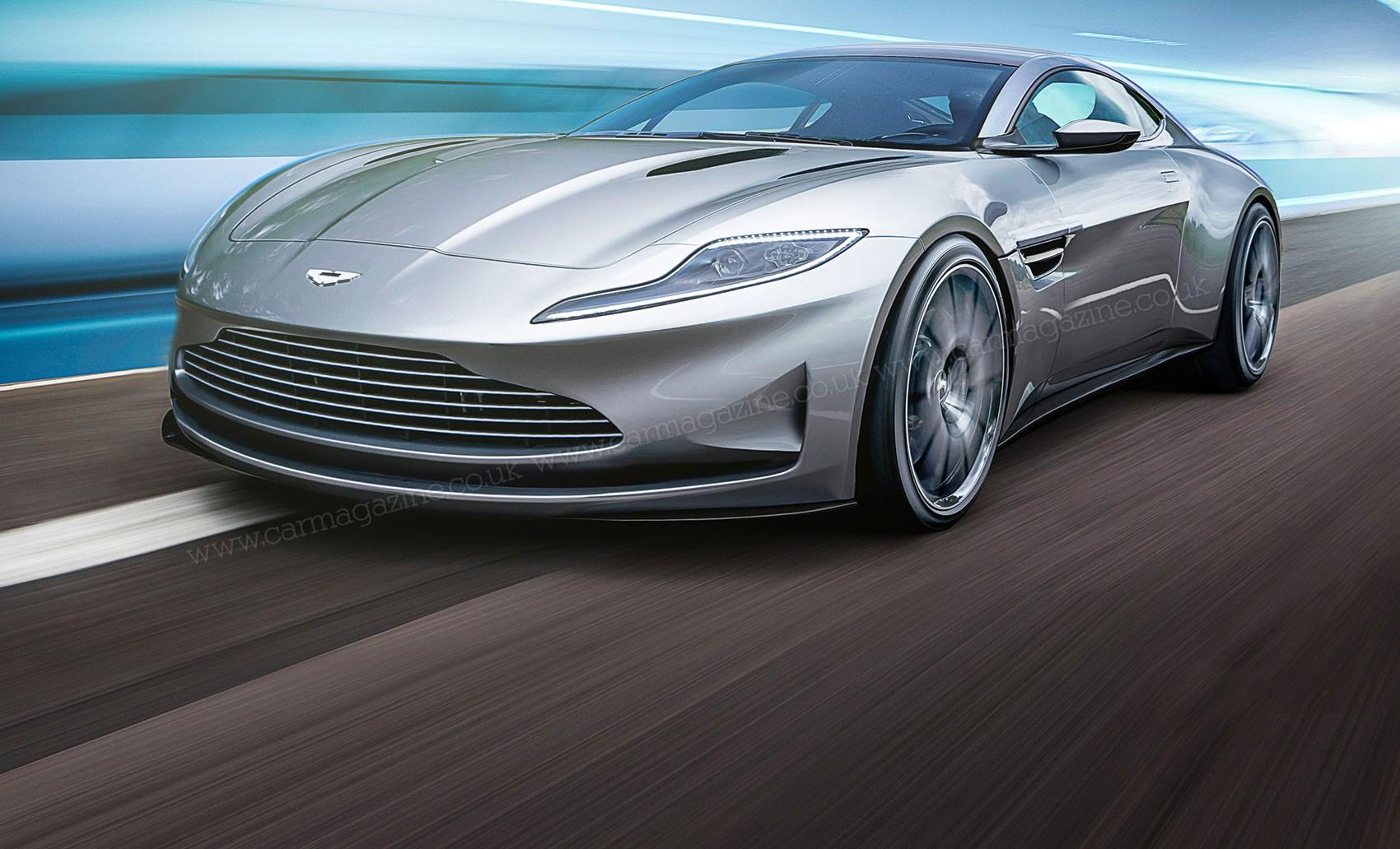 Aston Martin DB AMR Hotter Plusher Greener CAR Magazine - Aston martin lease
