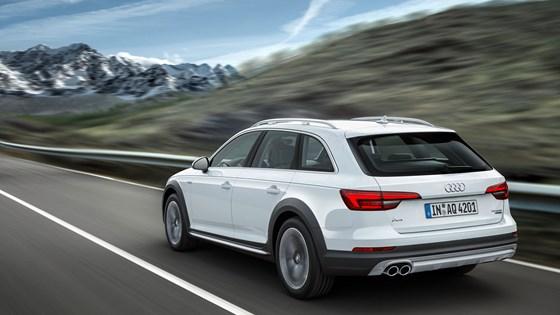 Audi A Allroad Pulls On Waders For Detroit Debut CAR Magazine - Audi detroit