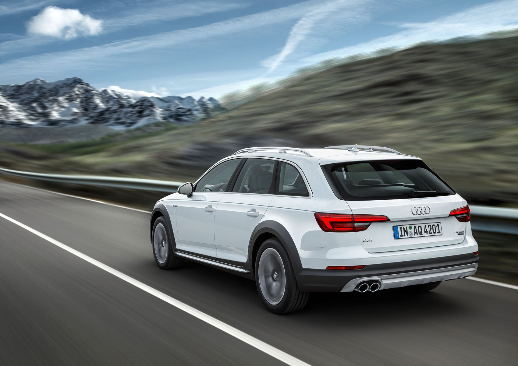 audi a4 allroad pulls on waders for detroit 2016 debut by car magazine