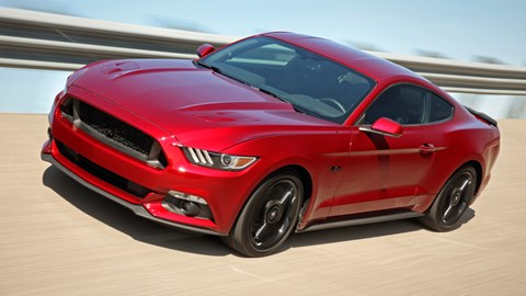 Ford Mustang 5 0 V8 GT (2016) review | CAR Magazine