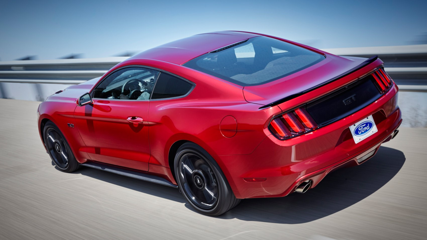 Ford mustang 5 0 v8 gt 2016 review car magazine