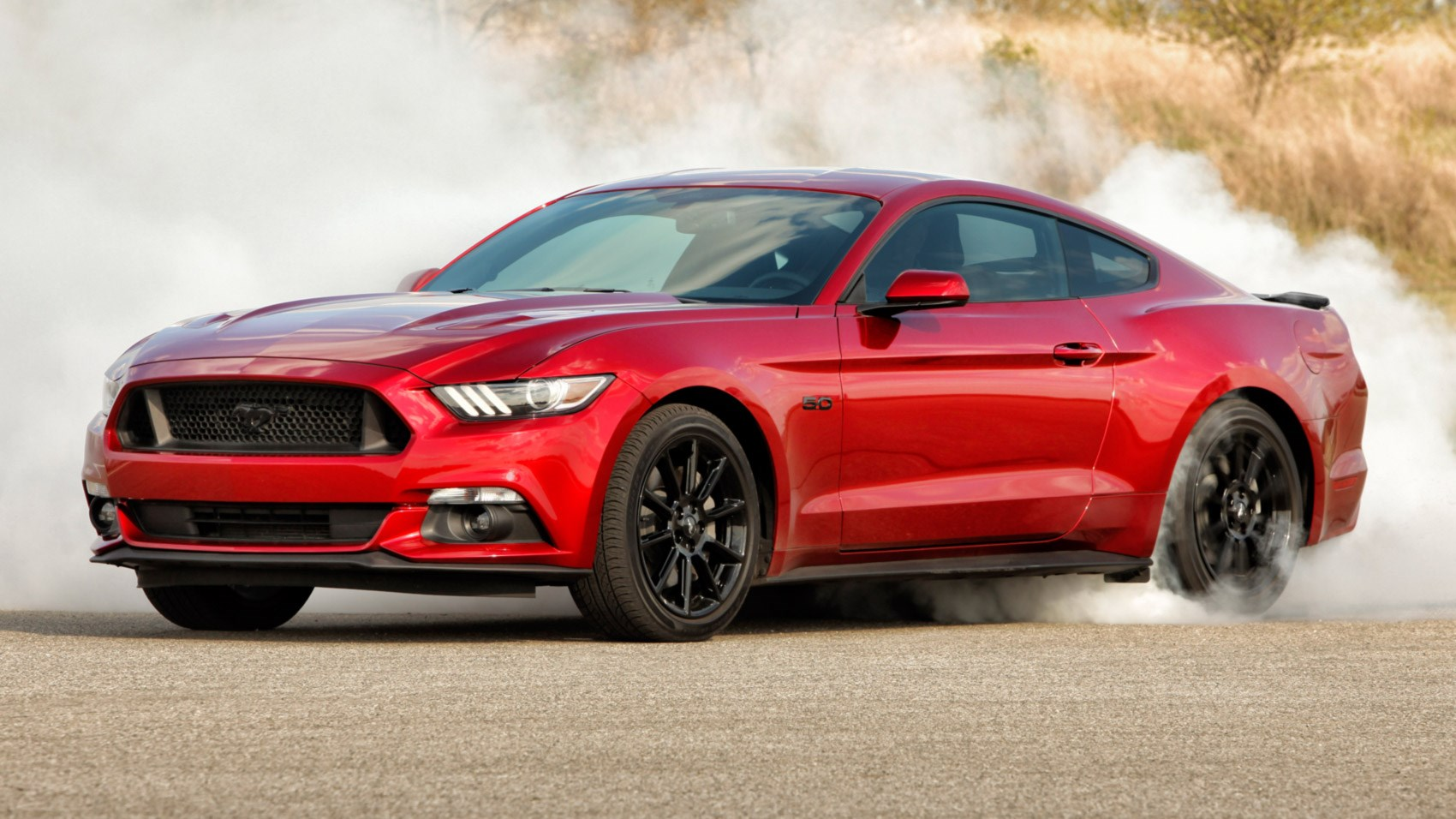 Ford mustang gt 5 0 v8