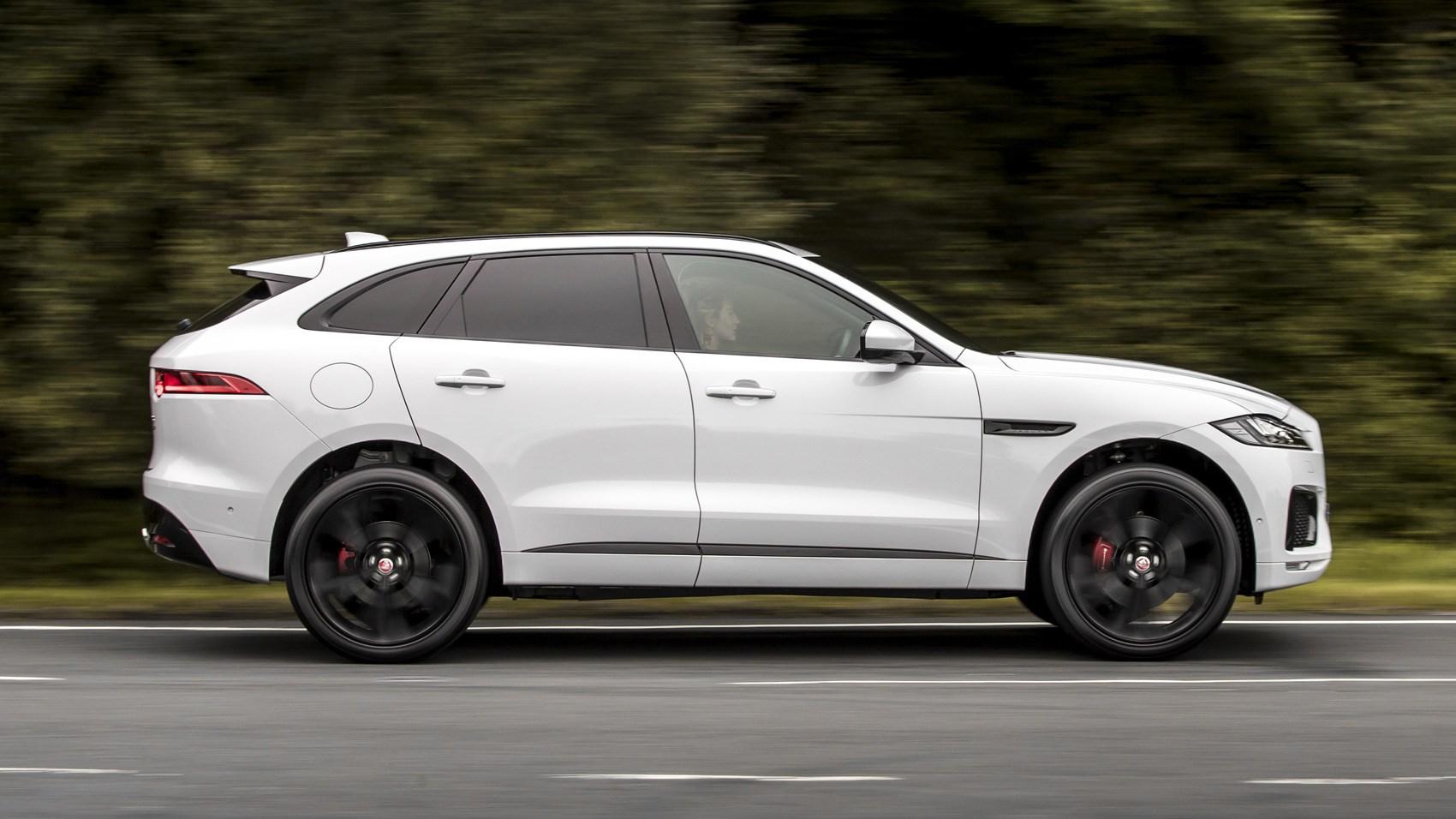 0 Down Lease >> Jaguar F-Pace 3.0D S (2017) review   CAR Magazine