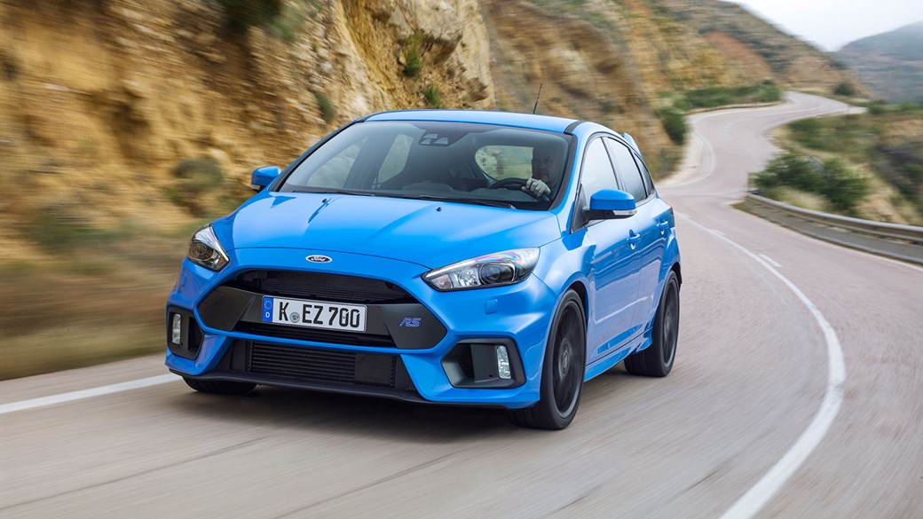 Ford Focus RS (2016) review & Ford Focus RS (2016) review by CAR Magazine markmcfarlin.com