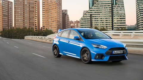 Ford Focus RS (2016) review