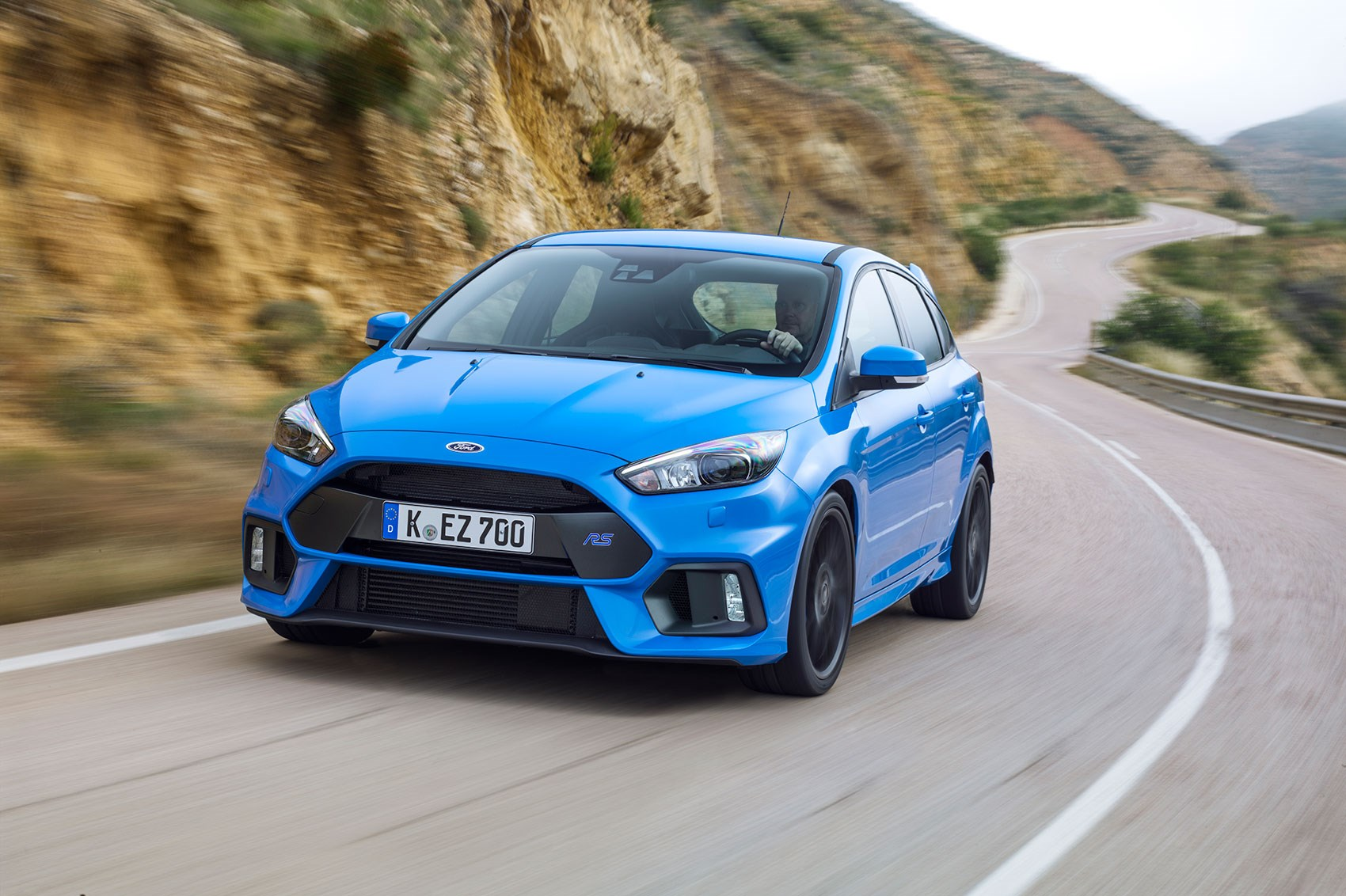 Ford Focus Rs 2016 Review