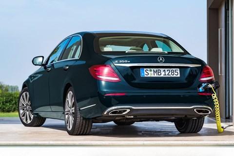Mercedes-Benz E-class E350e