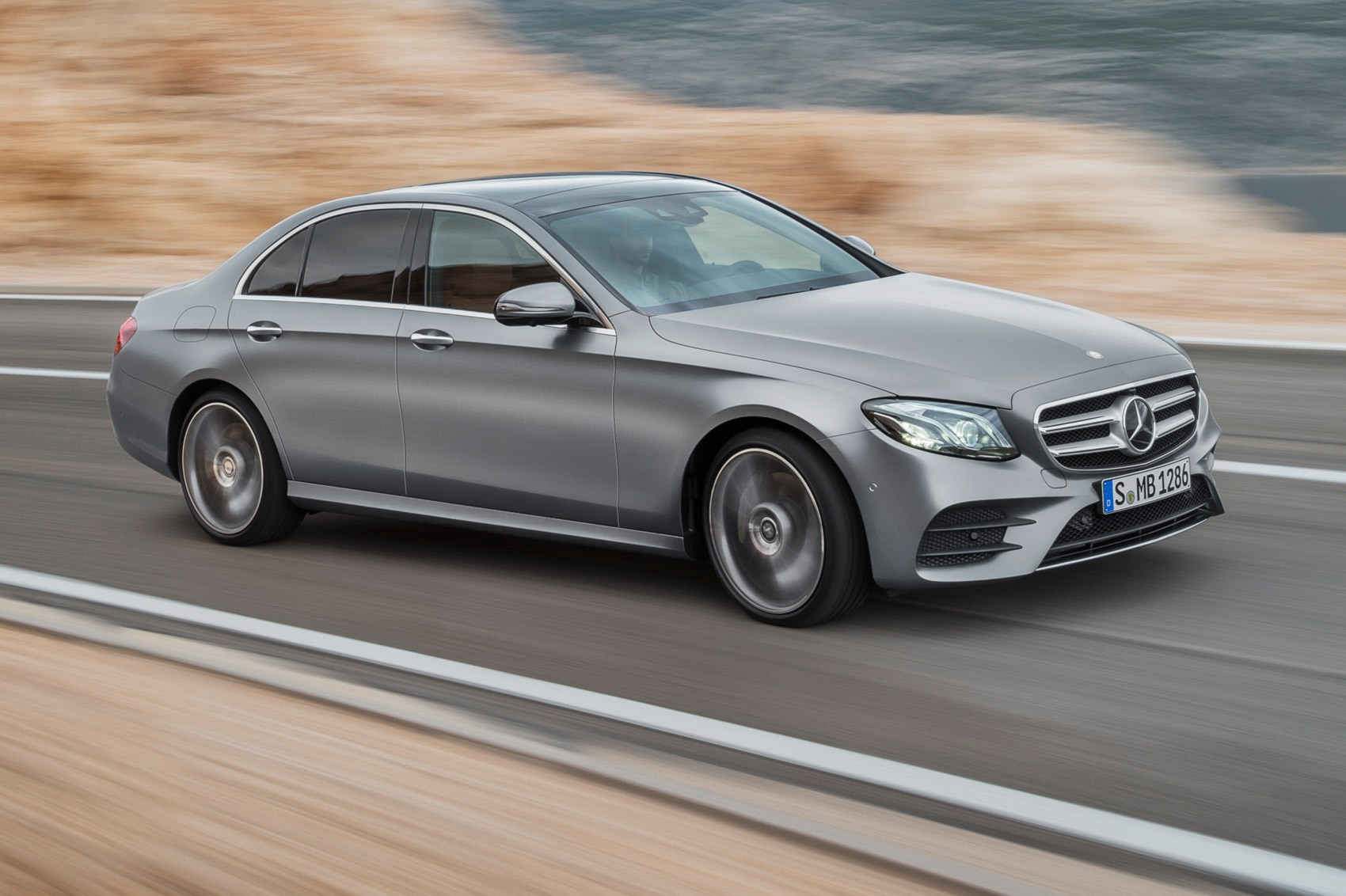 New mercedes benz e class on sale for 35 935 by car magazine for Mercedes benz news