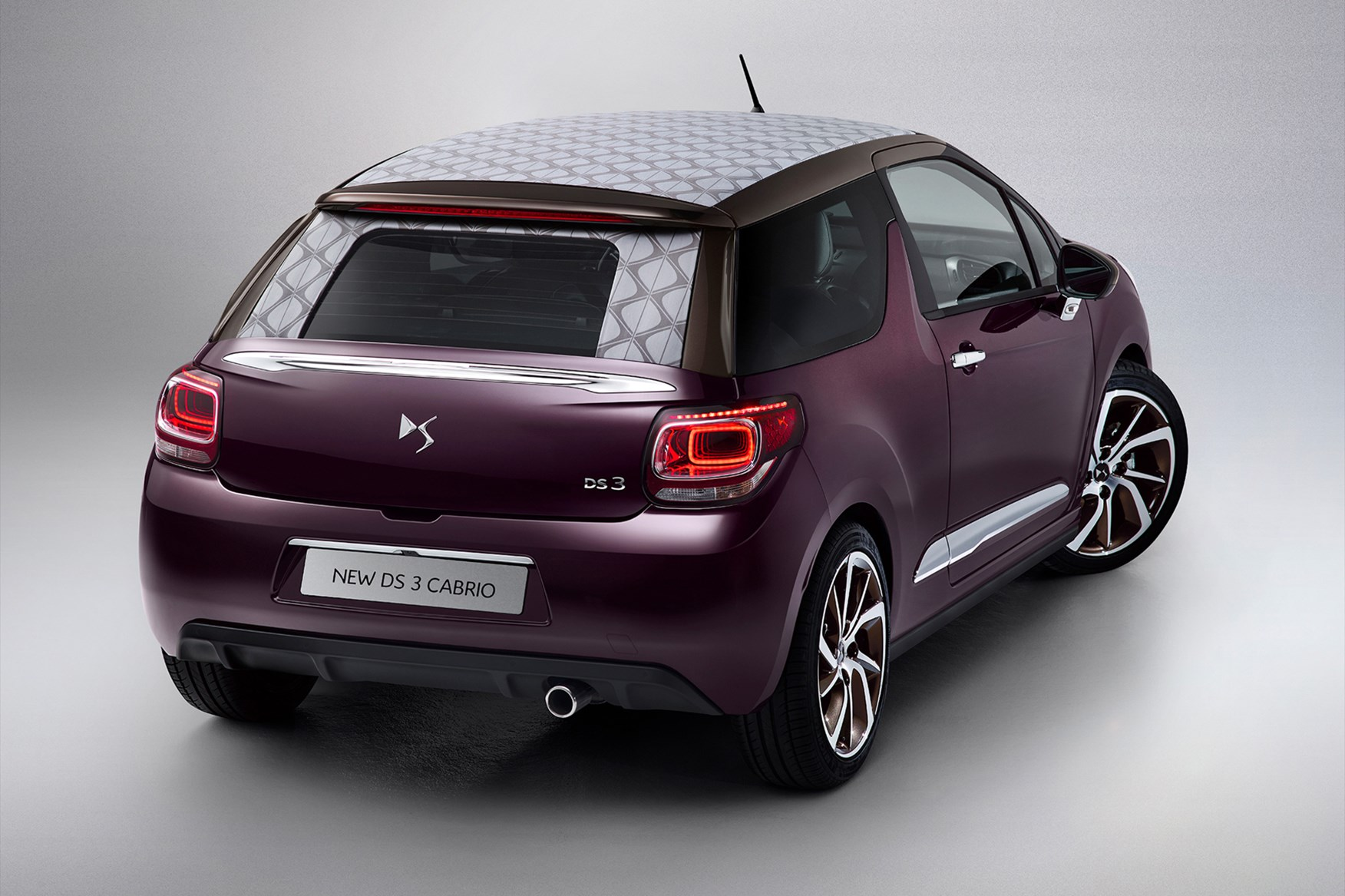 new notacitroen ds3 and ds3 cabrio revealed for 2016 by