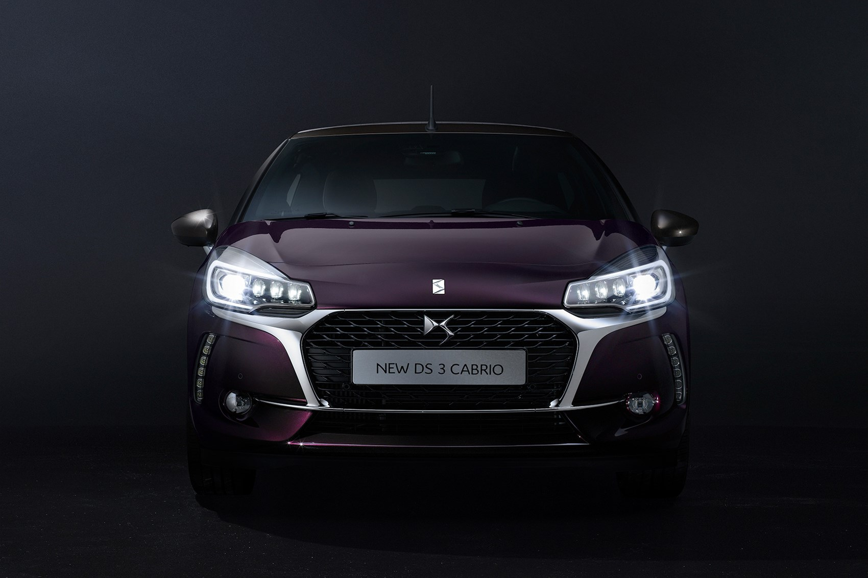 New not a citroen ds3 and ds3 cabrio revealed for 2016 by car magazine vanachro Image collections