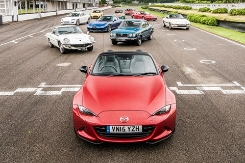 2016 Mazda MX-5 long-term test