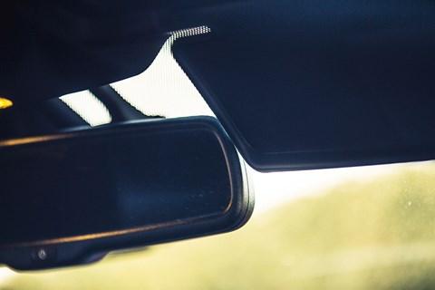 Mazda MX-5 sun visors