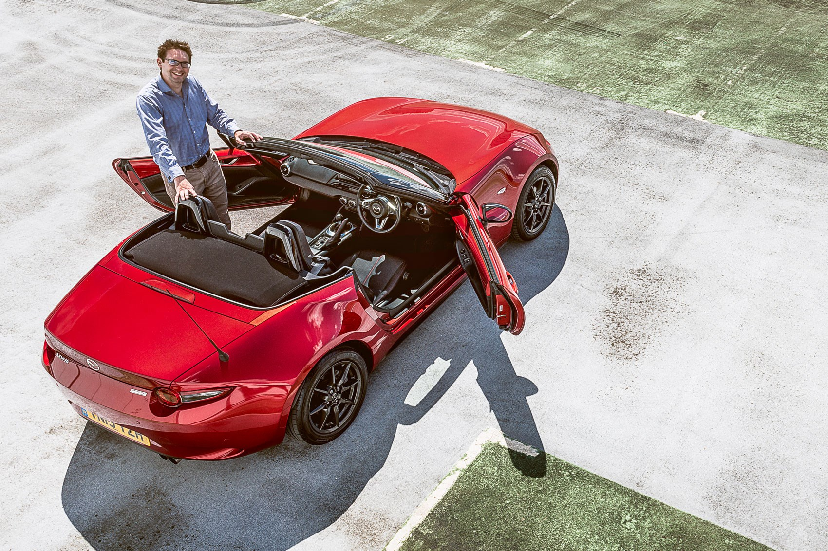 mazda mx-5 1.5 sport nav (2016) long-term test review | car magazine