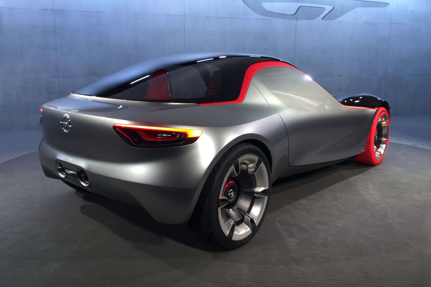 Opel Gt Concept Revealed At Geneva 2016 Vauxhall S Sports Car Surprise By Car Magazine