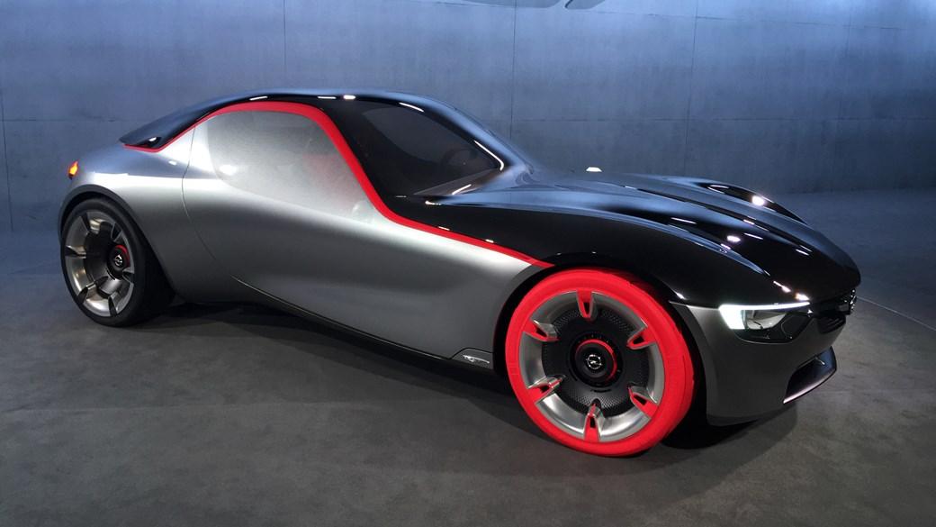 Opel GT Concept ...