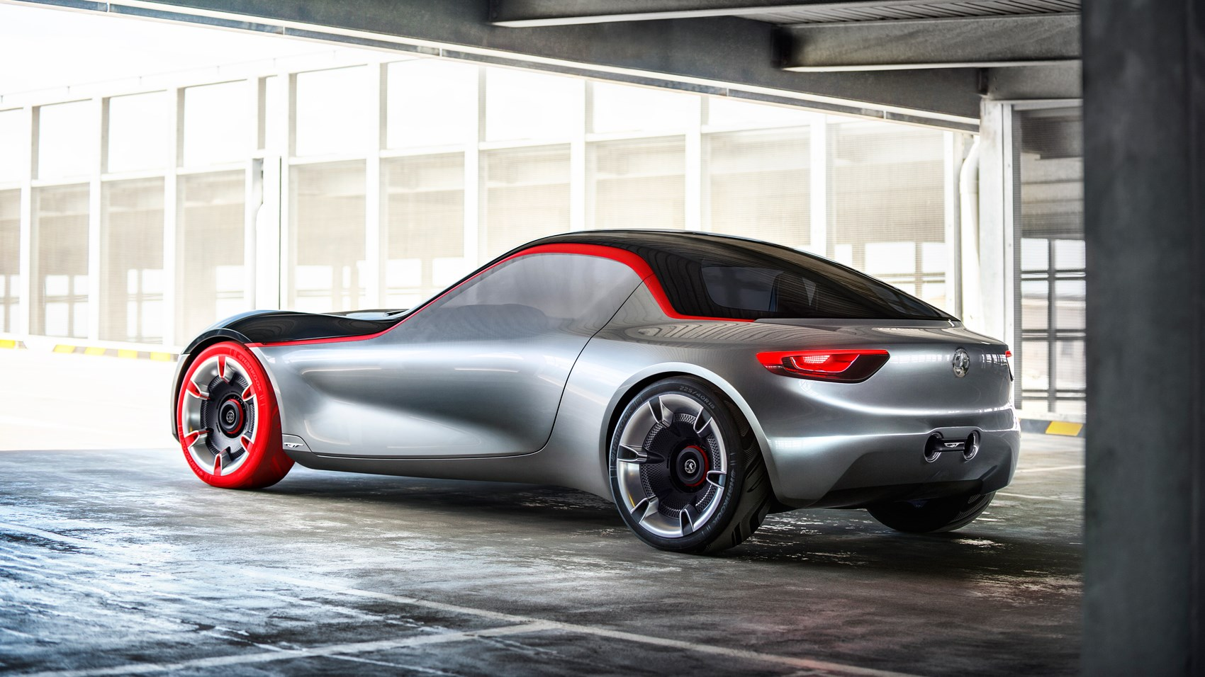 Opel GT Concept Revealed At Geneva Vauxhalls Sports Car - Best rated sports cars 2016