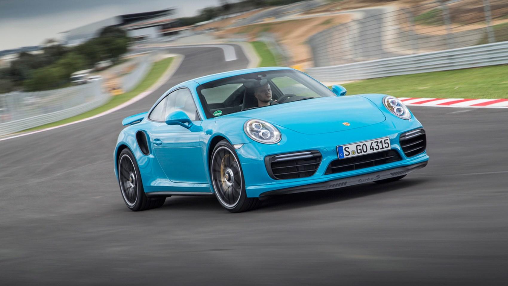 porsche 911 turbo s 2016 review by car magazine. Black Bedroom Furniture Sets. Home Design Ideas