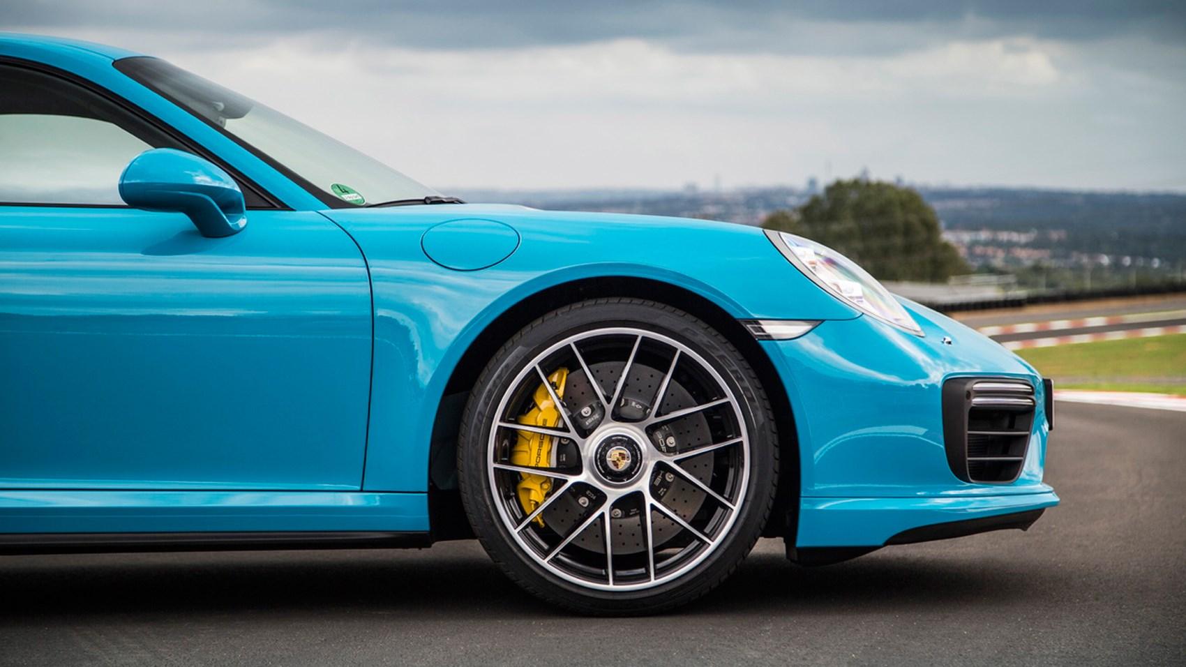 porsche 911 turbo s (2016) reviewcar magazine
