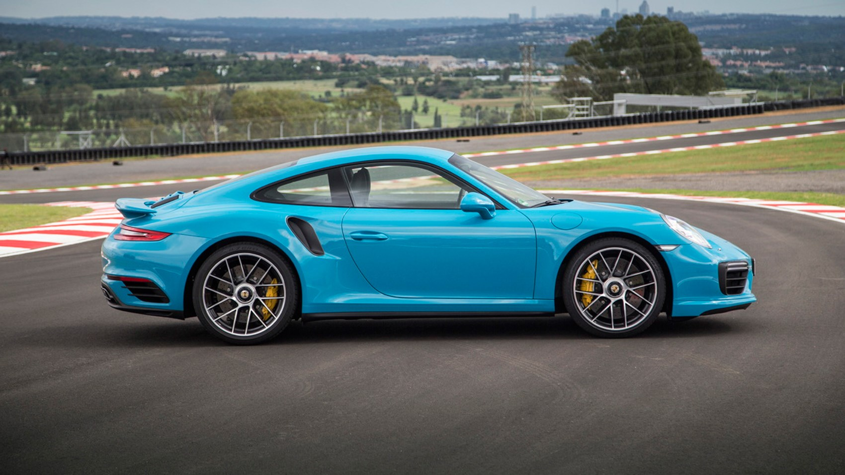 4034d337dd63 Porsche 911 Turbo S (2016) review | CAR Magazine