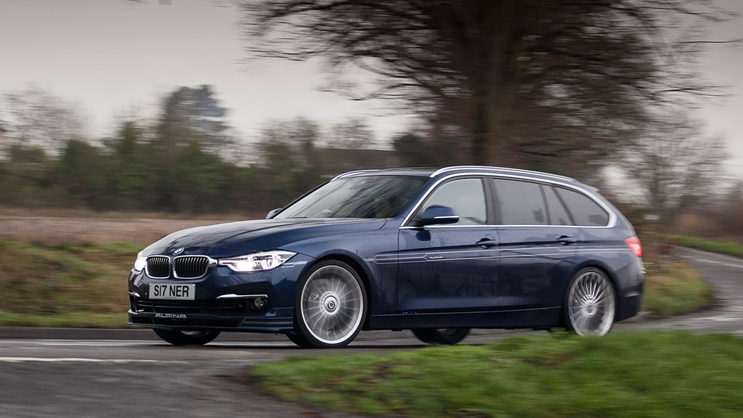 BMW Alpina D3 Bi-Turbo Touring (2016) review by CAR Magazine