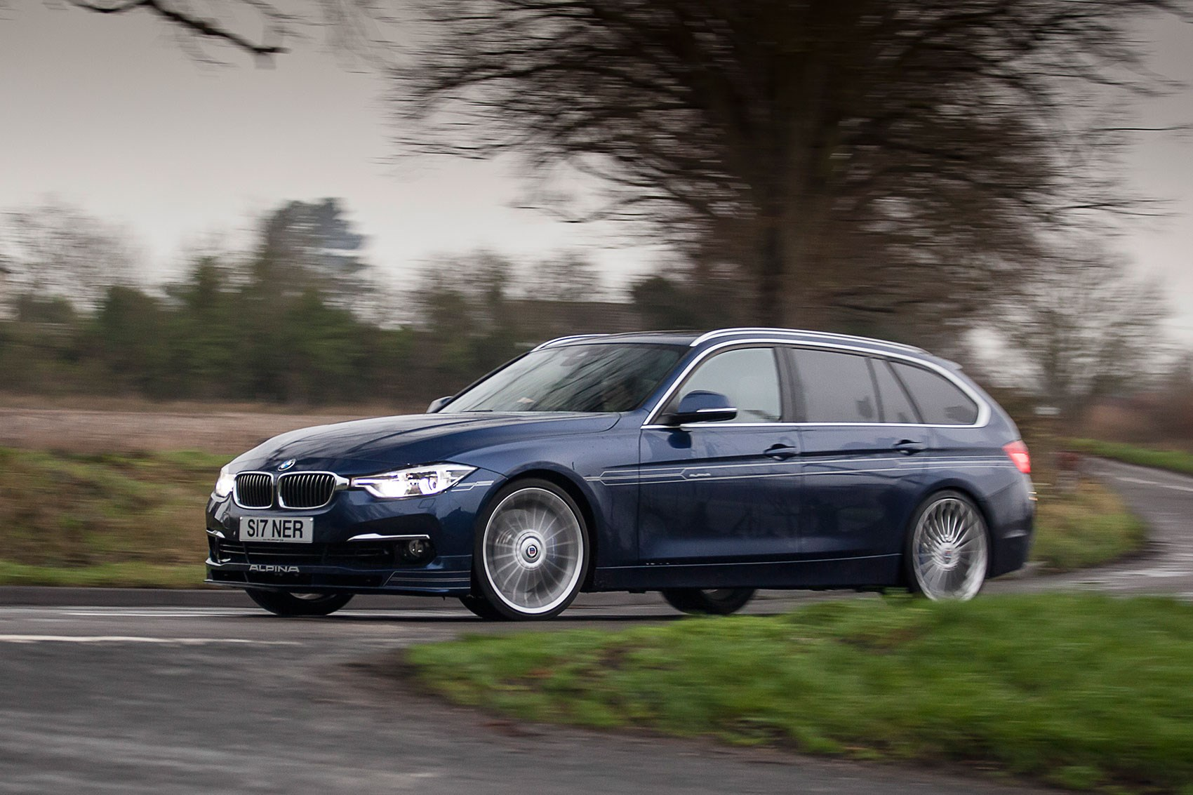 Bmw Of Murray >> BMW Alpina D3 Bi-Turbo Touring (2016) review | CAR Magazine