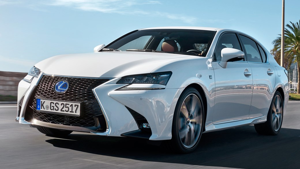 Lexus Gs300h Executive Edition 2016 Review