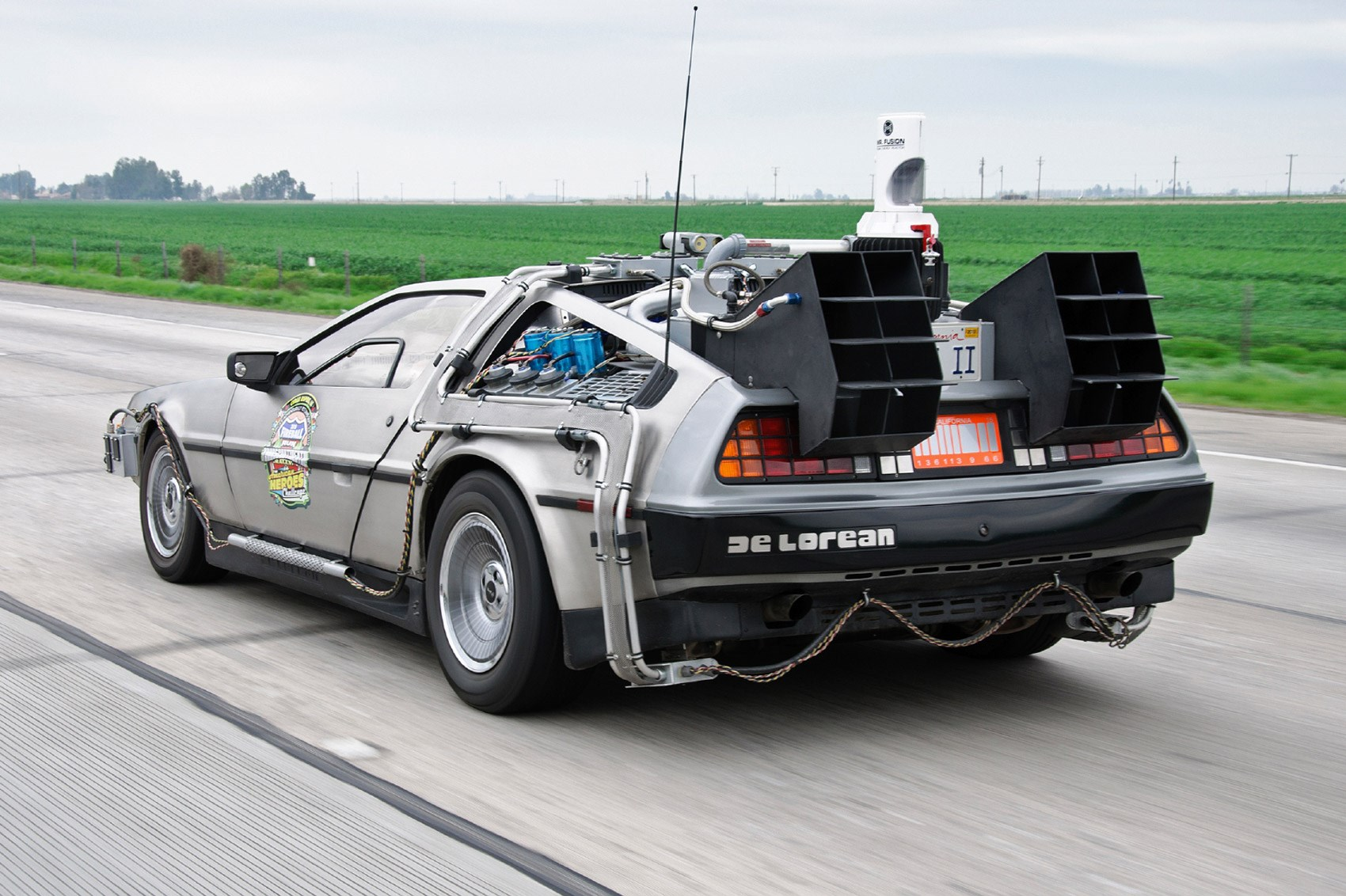 This is heavy a new DeLorean DMC 12 could go on sale in 2017 by CAR