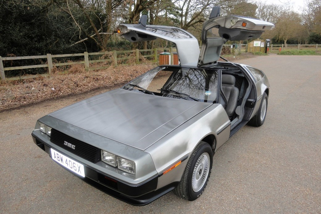 This is heavy: a new DeLorean DMC-12 could go on sale in 2017 by ...