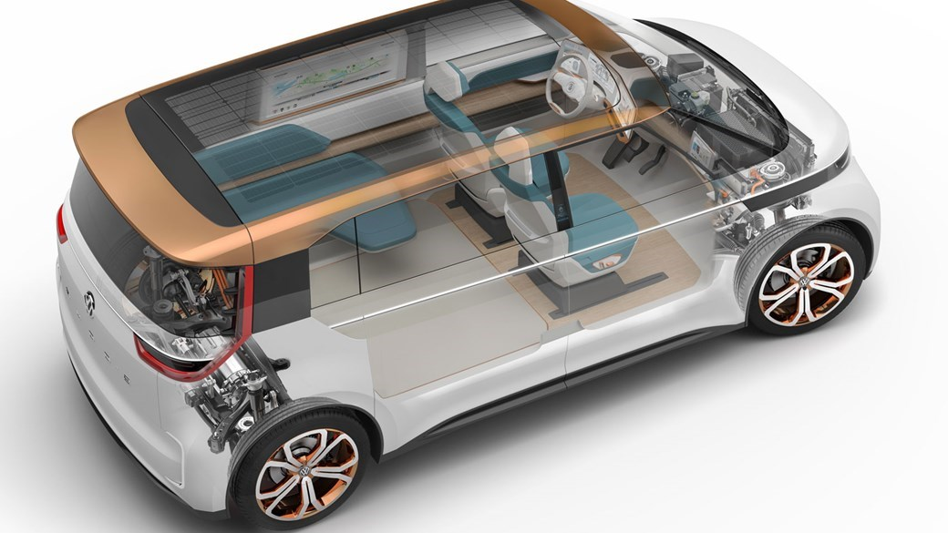 vw s electric budd e poised for production by car magazine. Black Bedroom Furniture Sets. Home Design Ideas