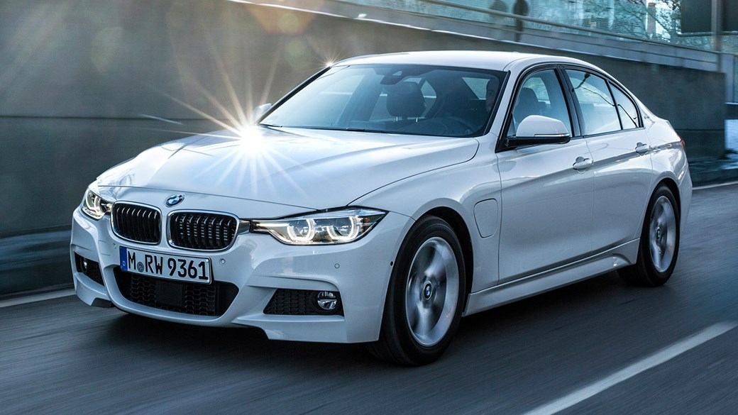 Bmw 3 Series 330e 2016 Plug In Hybrid Review