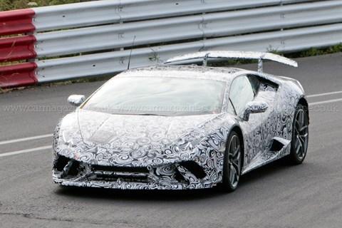 2016 Lamborghini Huracan Superleggera