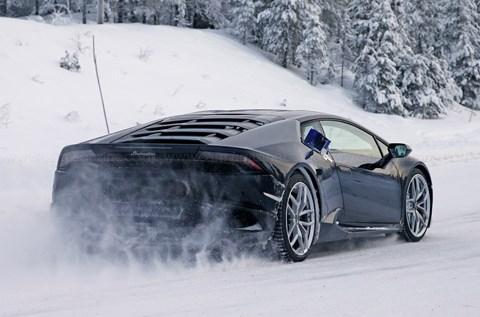 2016 Lamborghini Huracan prototype