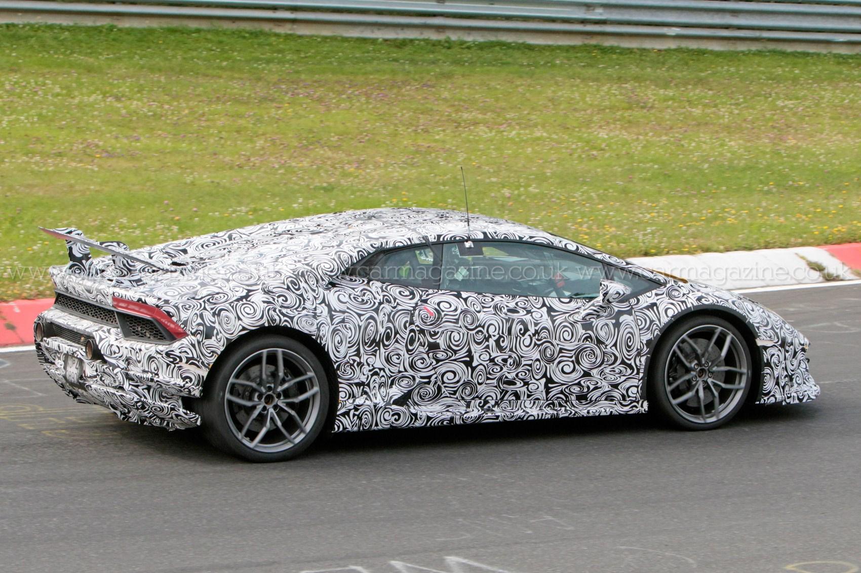 Spotlight On Lamborghini S Hottest Huracan Yet Latest