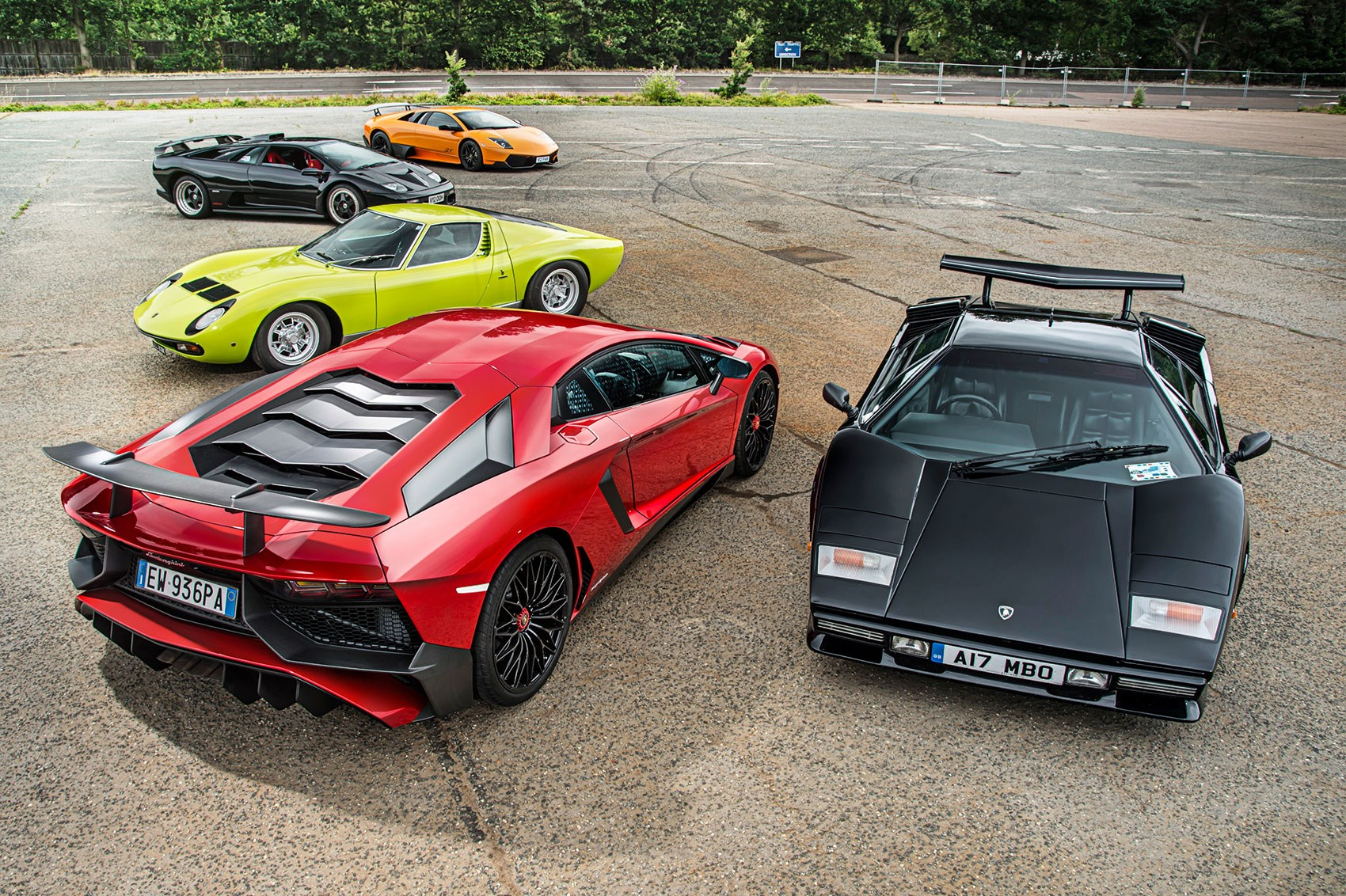 Mini Supercars For Sale >> Poll: which is the greatest V12 Lamborghini of all? | CAR Magazine