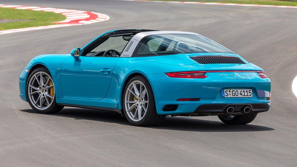 Porsche 911 Targa 4 2016 Review Car Magazine