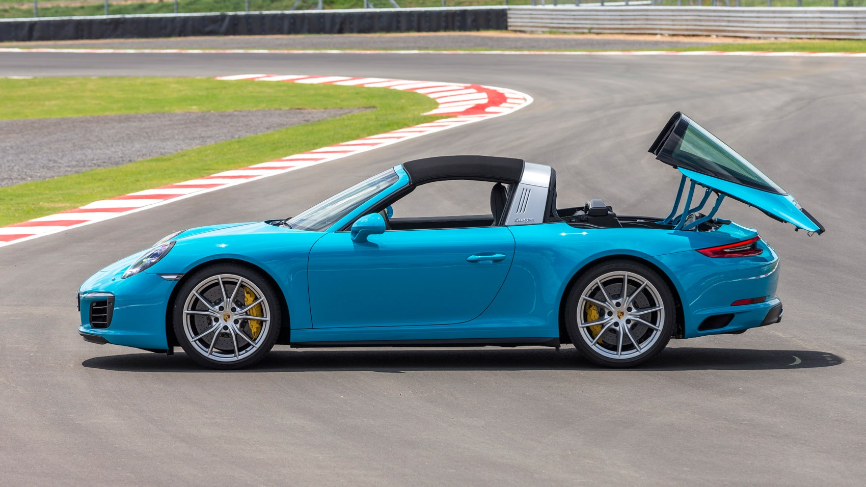 Porsche 911 Targa 4 (2016) Review