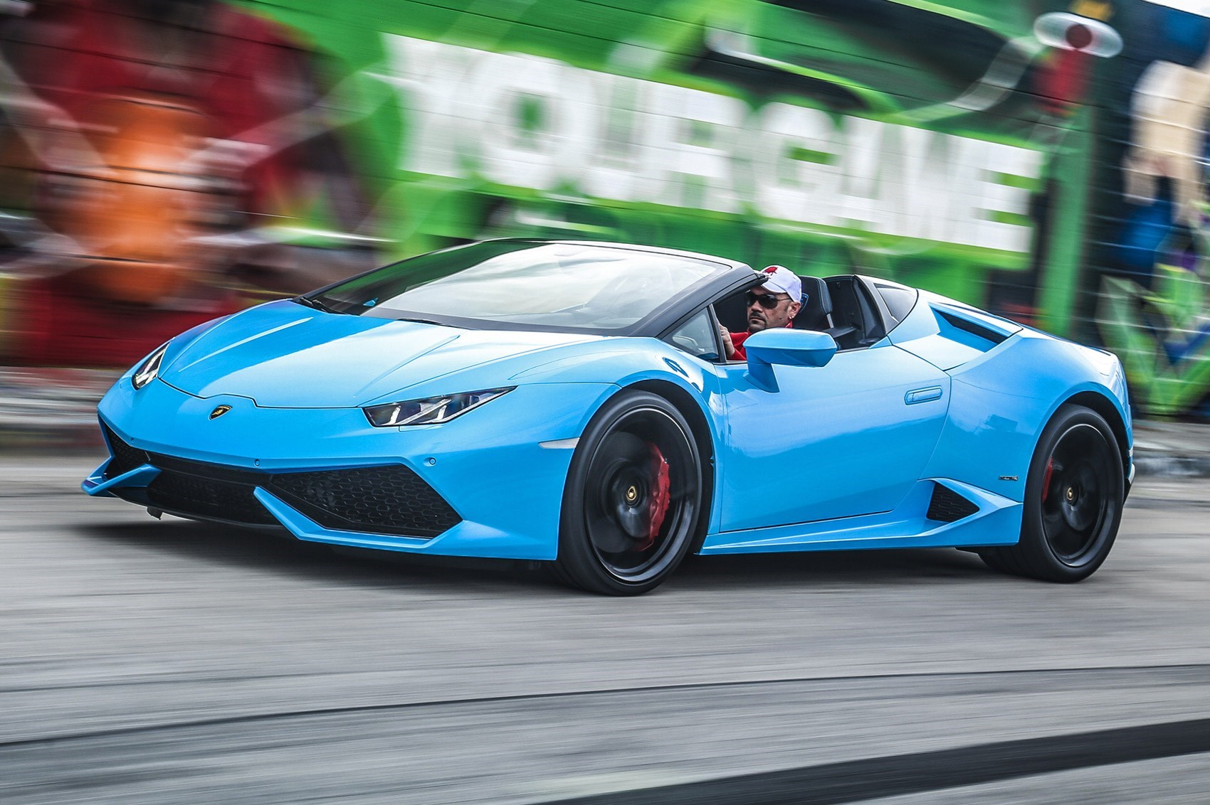 Lamborghini Huracan Lp610 4 Spyder 2016 Review Car