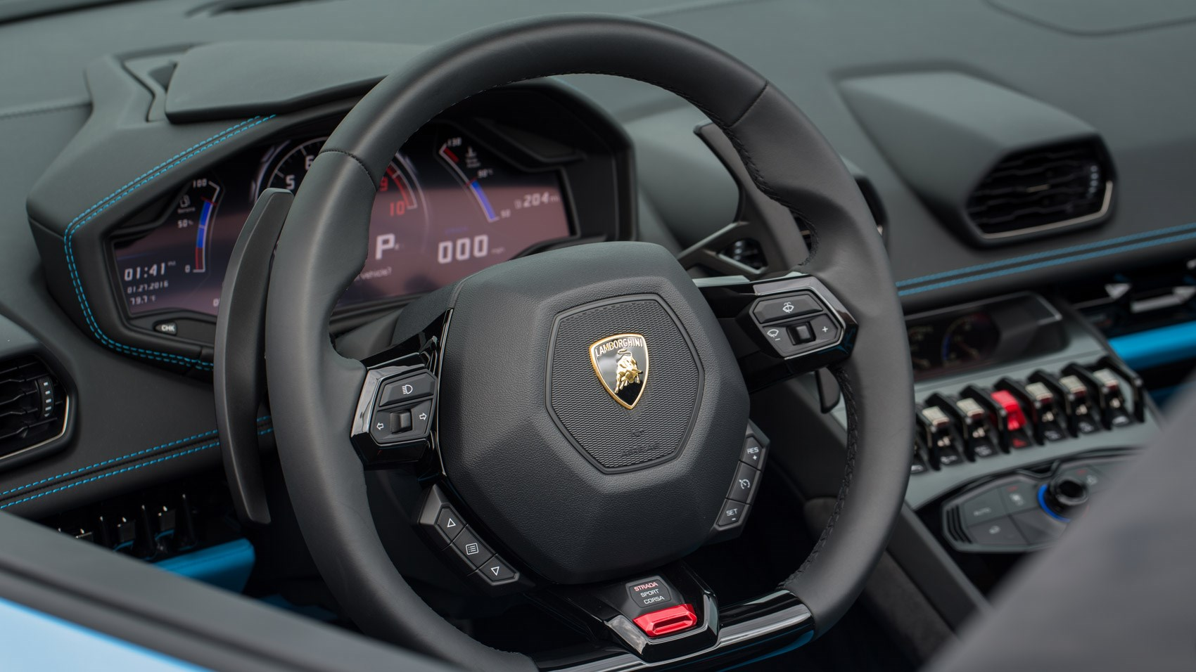 Lamborghini Huracan Lp610 4 Spyder 2016 Review Car Magazine