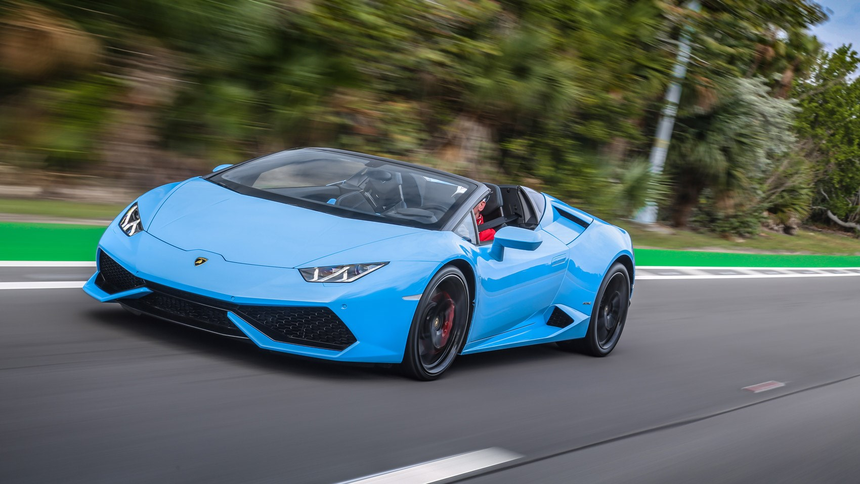 lamborghini huracan lp610 4 spyder 2016 review by car magazine. Black Bedroom Furniture Sets. Home Design Ideas