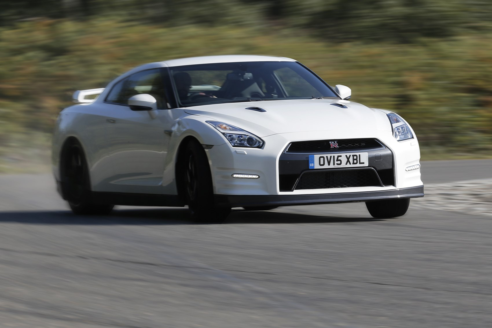 Nissan Gt R Track Edition Engineered By Nismo 2016 Review