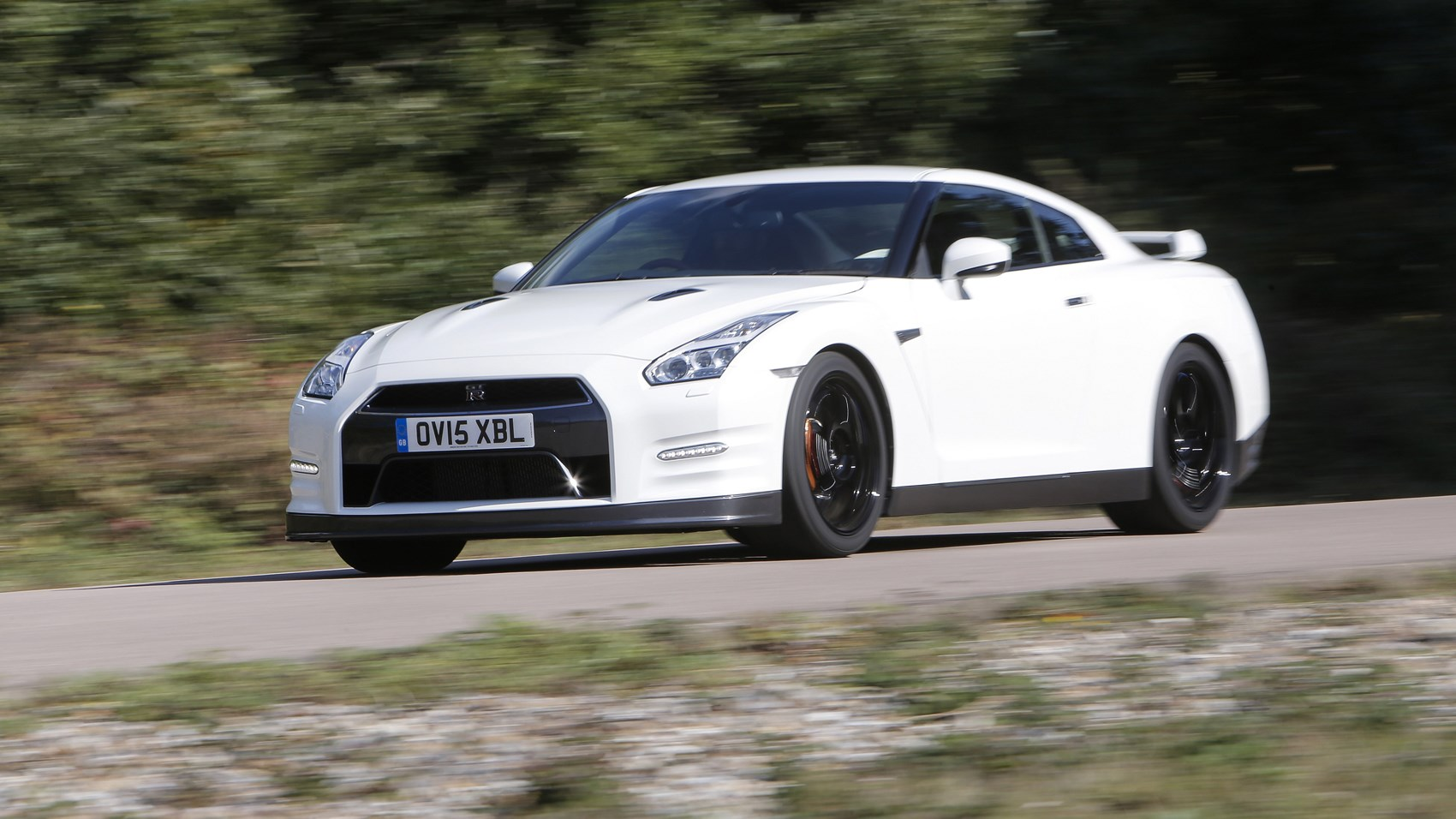 2014 nissan gt-r track edition | top speed.