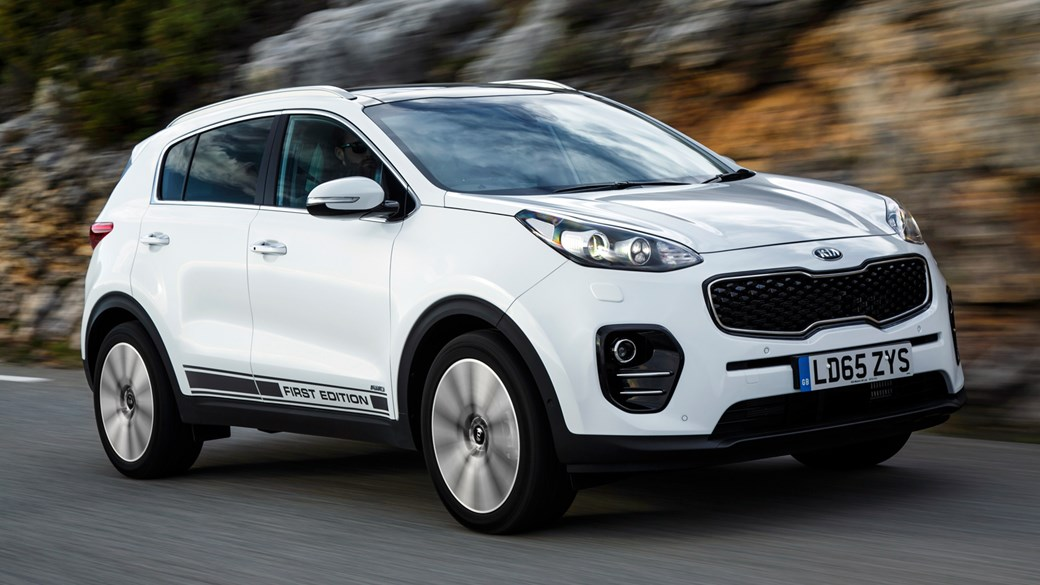 Kia Sportage First Edition 2.0 CRDi (2016) Review