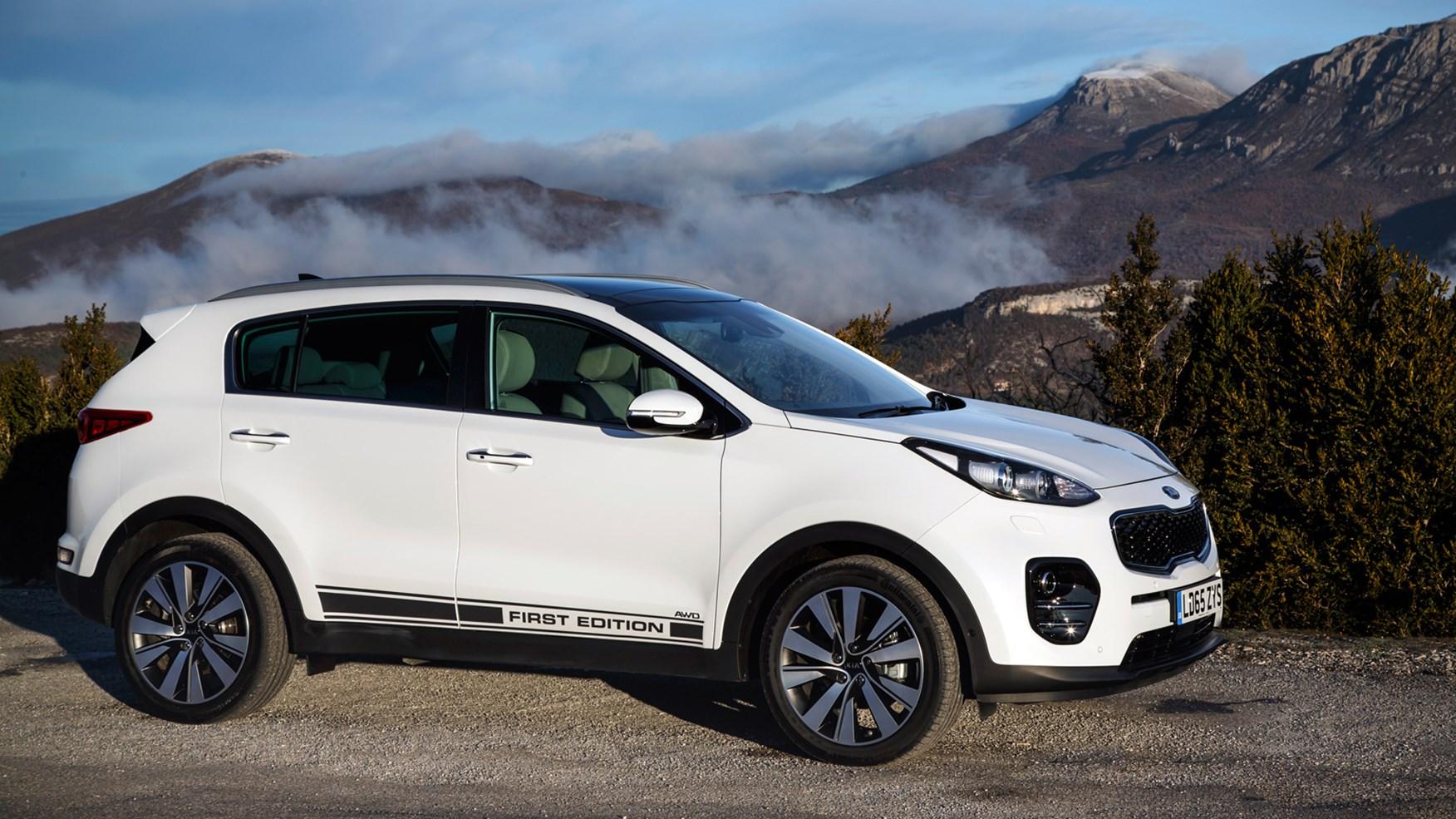 Lease Car Deals 0 Down >> Kia Sportage First Edition 2.0 CRDi (2016) review   CAR Magazine