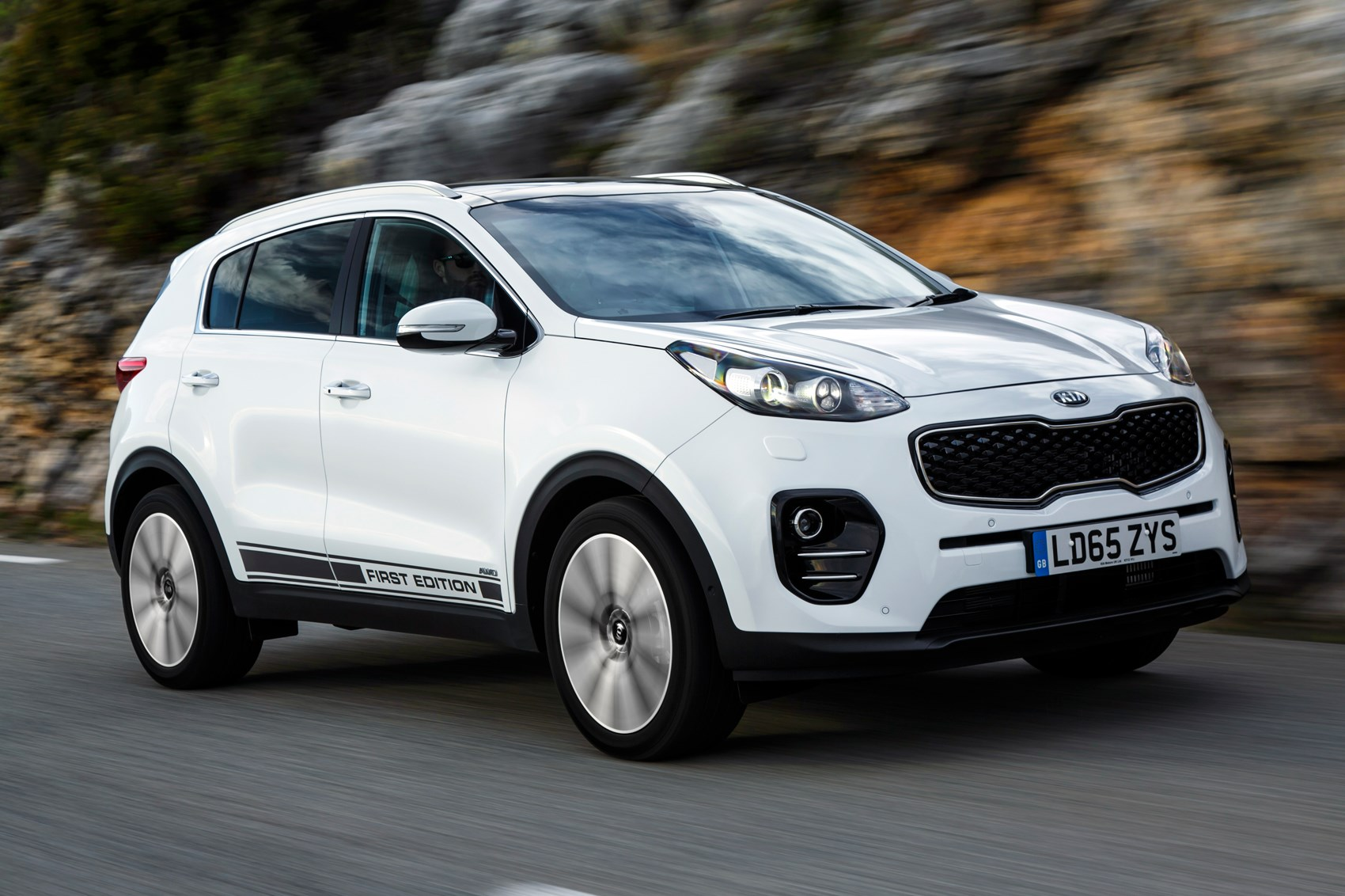 Kia Sportage First Edition 2 0 Crdi 2016 Review