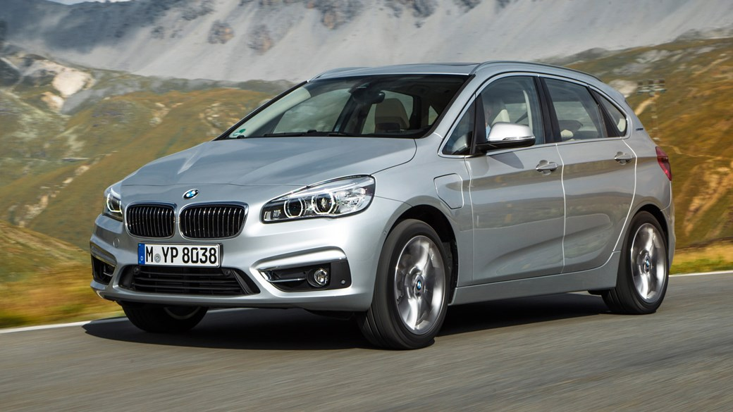Bmw 2 Series Active Tourer 225xe 2016 Review