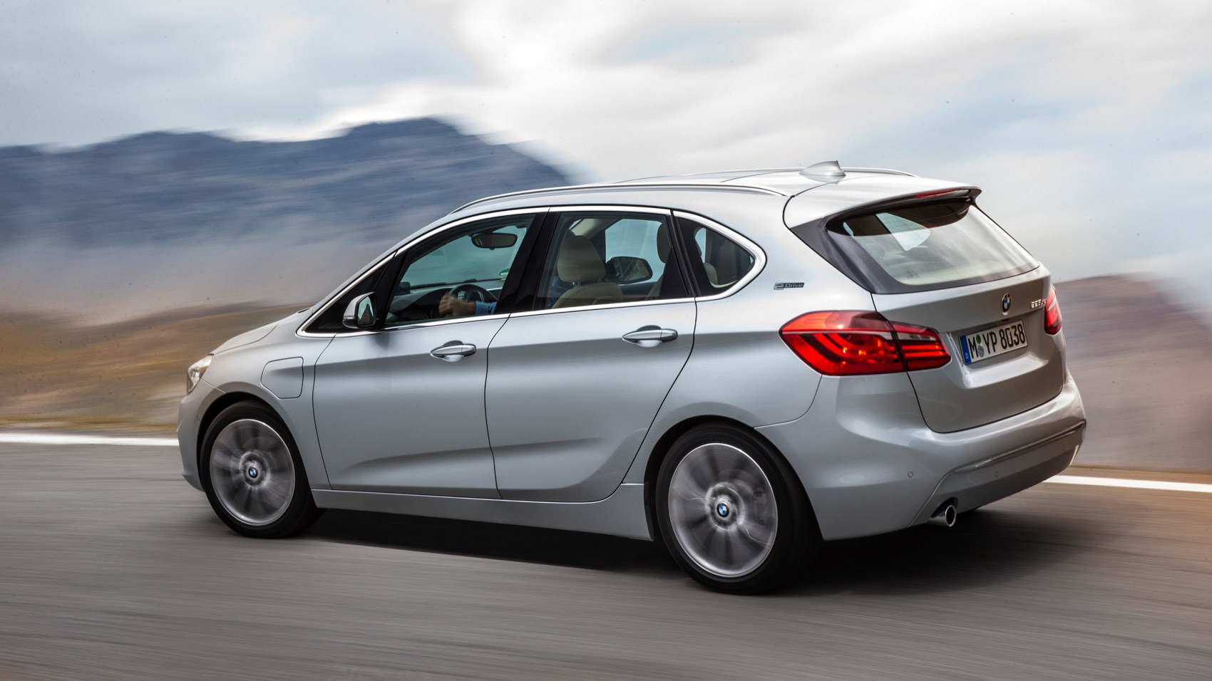 Bmw 220i gran tourer m sport package 2015 wallpapers and hd images - Bmw 2 Series Active Tourer 225xe 2016 Review