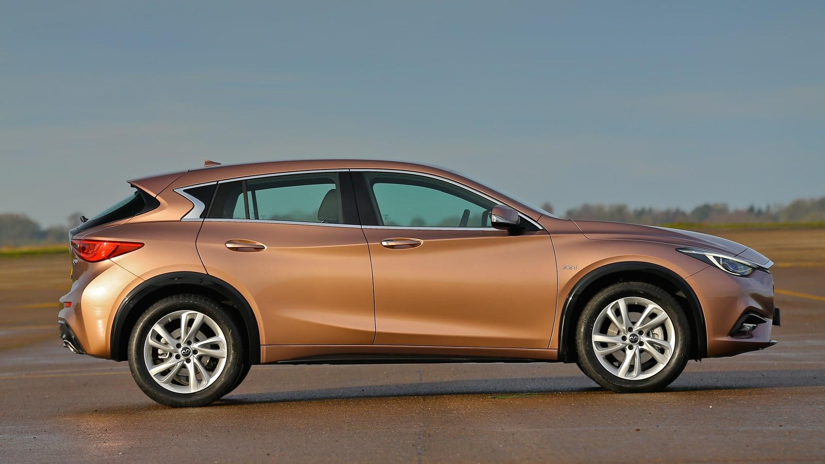 New Car Lease Deals >> Infiniti Q30 1.5d Premium (2016) review | CAR Magazine