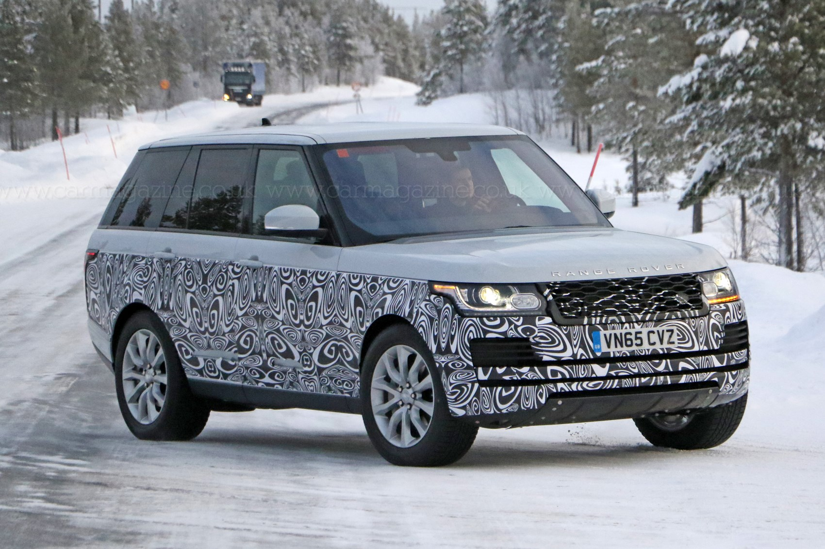 More Info On Land Rover Range